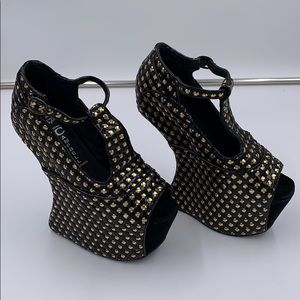 Jeffrey Campebell - shoes size 6.5M